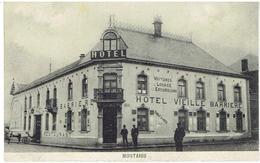 MONTAIGU - Hôtel Vieille Barrière - Restaurant - Scherpenheuvel-Zichem