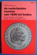 Johan Mevius; 1991 Speciale Catalogus Van De Nederlandse Munten Van 1806 Tot Heden -  Coin Catalog - Livres & Logiciels