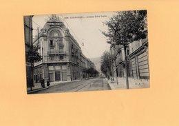 E1111 - Carte Postale - GRENOBLE - D38 - Avenue Félix Viallet - Grenoble