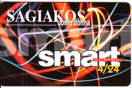 GREECE - Sagiakos, Member Card, Sample - Autres Collections