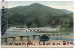 - Japon -  Kobe - The Clifford, Wilkinson Tansan Minéral Water, épaisse, écrite, 1914, Via Sibéria, TTBE, Scans, - Kobe