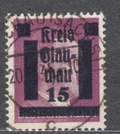 Germany Private Issue 1945 Glauchau Mi#5 Used - Private