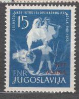 Italy Yugoslavia Trieste Zone B, 1953 Mi#105, Sassone#91 Mint Never Hinged - Mint/hinged