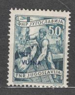 Italy Yugoslavia Trieste Zone B, 1953 Mi#94, Sassone#81 Mint Never Hinged - Mint/hinged