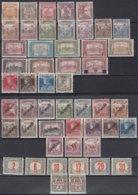 Hungary Szegedin Szeged 1919 Complete Collection Mi#1-41 I And II + Porto Mi#1-8 Mint Hinged - Szeged