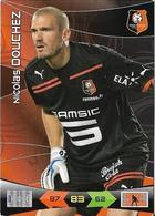 CARTE PANINI ADRENALYN XL LIGUE 1 SAISON 2010-11 STADE RENNAIS NICOLAS DOUCHEZ - Trading Cards