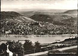 72472713 Bingen Rhein Blick Vom Nationaldenkmal Bingen Am Rhein - Bingen