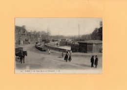 E1211 - Carte Postale - CAEN - D14 - Le Vieux Bassin Et L'Abreuvoir - Caen