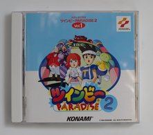 CD : TWINBEE PARADISE 2 Vol.1 ( KICA-7648 Konami 1994 ) - Soundtracks, Film Music