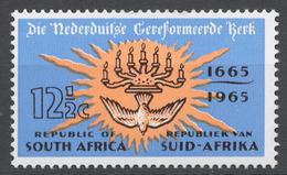 South Africa 1965 Mi# 347** DUTCH REFORMED CHURCH IN SOUTH AFRICA - Afrique Du Sud (1961-...)