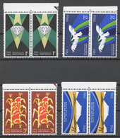 South Africa 1966 Mi# 348-55** 5th ANNIVERSARY OF THE REPUBLIC - Afrique Du Sud (1961-...)