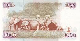KENYA P. 40c 1000 S 2000 UNC - Kenya