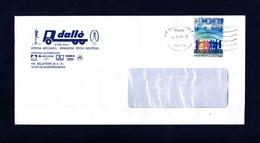 Italy, Italia Repubblica. 2018- Comunità Di Sant'Egidio. Isolato Su Busta, Annullato Torino 4-10-18. - 2011-...: Storia Postale