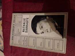 Nathalie Saraute  Par Cranaki Et Beleval Gallimard - Scolaires