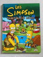 ALBUM BD - Les Simpson , Tome 1 : CAMPING EN DELIRE De Matt Groening - NEUF - Livres, BD, Revues