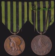 France, Médaille Commémorative De La Guerre 1870-1871 - France