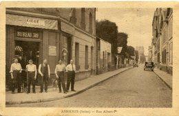 ASNIERES(BILLARD) - Cartes Postales