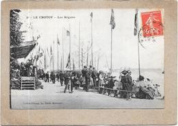 LE CROTOY - 80 -  Les Régates   - DELC5** - - Le Crotoy