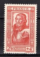 FRANCE 1943 -  Y.T. N° 590 - NEUF** /7 - Ongebruikt