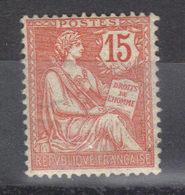 FRANCE      MOUCHON    N° 125 *   (1902) - Neufs