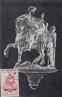 Carte  Maximum   FRANCE   CROIX   ROUGE    FRESNOY - LE - LUAT    1961 - Cartes-Maximum