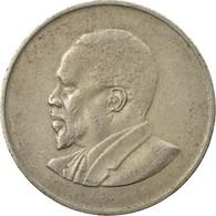 Monnaie, Kenya, Shilling, 1966, TB+, Copper-nickel, KM:5 - Kenya