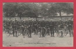Leopoldsburg (Kamp De Beverloo) - Compagnie Cyclistes - 1913 ( Verso Zien ) - Leopoldsburg (Kamp Van Beverloo)
