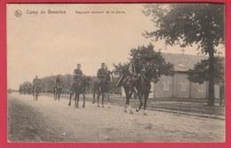 Leopoldsburg (Kamp De Beverloo) - Régiment Revenant De La Plaine - 191? ( Verso Zien ) - Leopoldsburg (Camp De Beverloo)