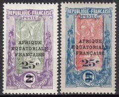 N° 89 Et N° 90 - X X - ( C 1526 ) - Unused Stamps