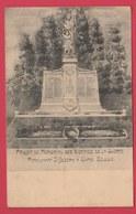 Givry - Projet De Mémorial Des Victimes De La Guerrre ... Pensionnat St Joseph ( Voir Verso ) - Quévy