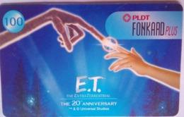 E. T. 20th Anniversary   100 Pesos - Philippines