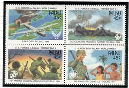9517 - Guerre Du Pacifique - Palau