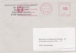 Germany Cover From Zentrum Für Verifikationsaufgaben Der Bundeswehr, Stabskompanie In Geilenkirchen - Militaria