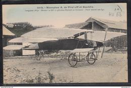 1509 AV63 AK PC CPA MONOPLAN A DE PISCHOFF ET KOECHLIN NC TTB - ....-1914: Precursori