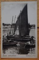 29 : Concarneau - Sardiniers Au Port - Bateaux De Pêche - Animée - Pêcheurs - (n°15602) - Concarneau