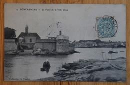 29 : Concarneau - Le Fond De La Ville Close - (n°15604) - Concarneau