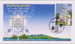 Phares : Papeete (Polynésie Française) 150è Anniv Du Phare De La Pointe Vénus (23-04-2018) - Lighthouses