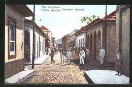 CPA Maputo, Rua Da Gavea, Indian Quarter - Mozambique