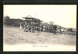 CPA Quelimane, A La Rampe - Mozambique