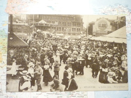 14 Jullet 1919 Bal Populaire - Mulhouse