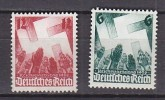 PGL J407 - DEUTSCES REICH Yv N°580/81 ** - Deutschland