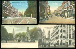 Mooi Lot Van 60 Postkaarten Van Nederland  Zuid - Holland  's Gravenhage  Den Haag  - 60 Scans - 5 - 99 Cartes