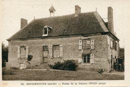 72 - COURCEBŒUF - Ferme De La Tuilerie (XVIIIe Siècle) - Sonstige Gemeinden