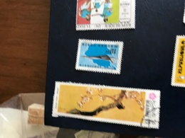 EMIRATI ARABI I FIORI - Stamps