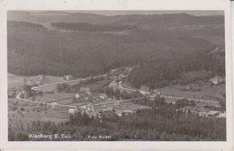 Kienberg An Der Moldau  (Jihoceskiy Kraj) - Tchéquie