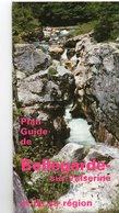 Plan Guide De Bellegarde-sur-Valserine Et De Sa Région . - Maps