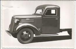Chevrolet Vrachtwagen Oldtimer: Originele Foto - Coches