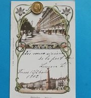 Helsingfors, Helsinki, Marke, Stempel St. Petersburg, 1902 - Finland