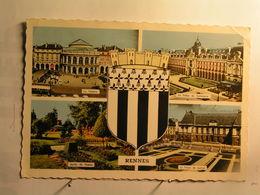 Rennes - Vues Diverses - Blason - Rennes