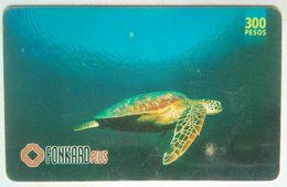PLDT Sea Turtle 300  Pesos - Philippines